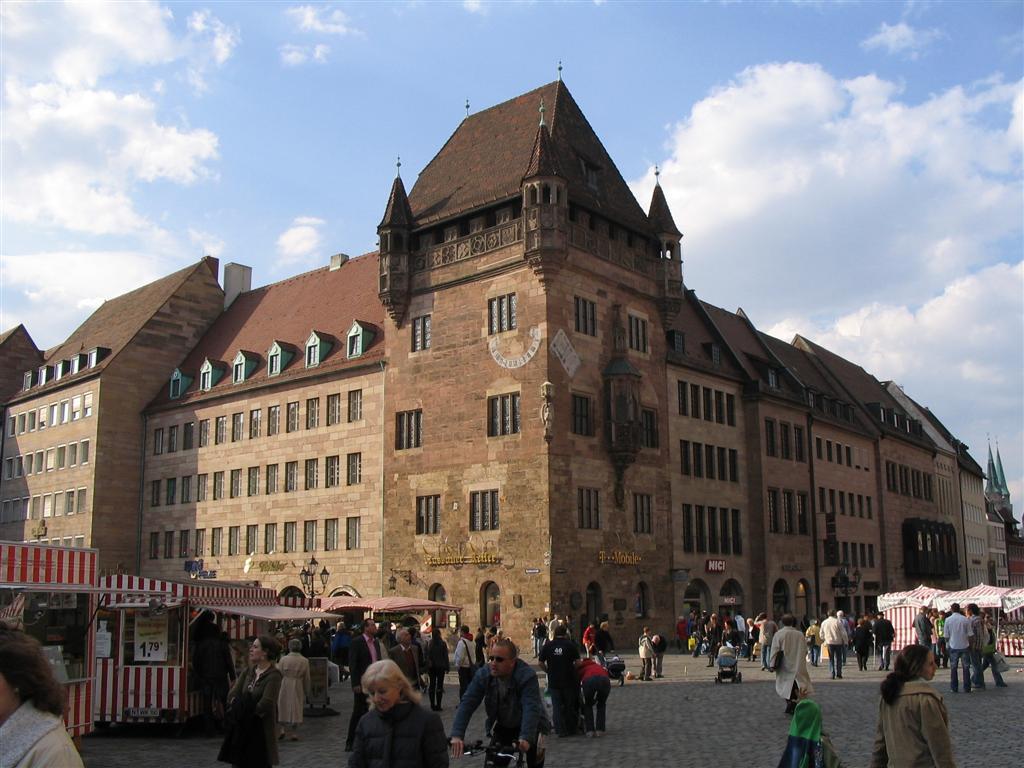 Nassauer House Nuremberg