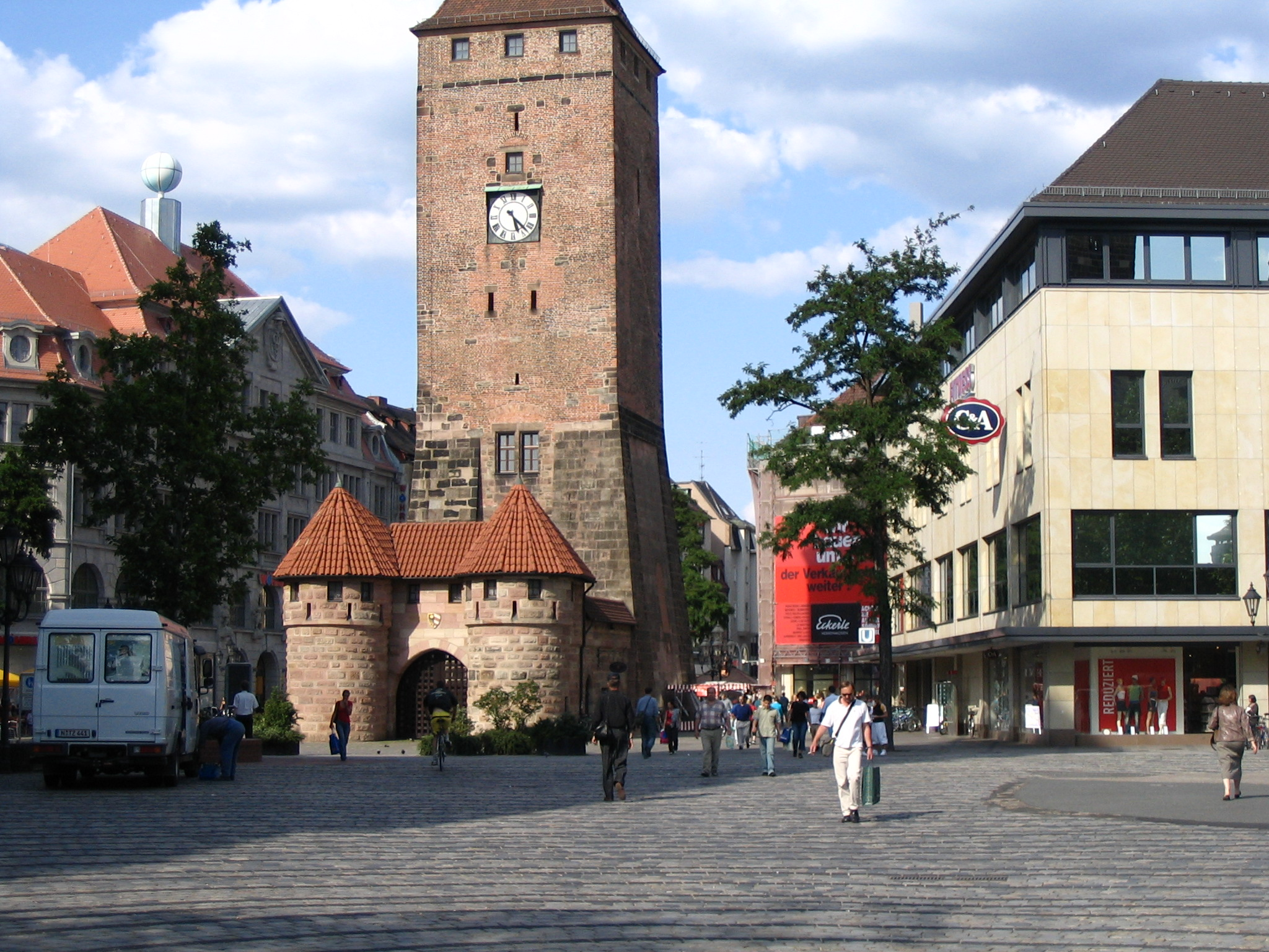 nuremberg city tour