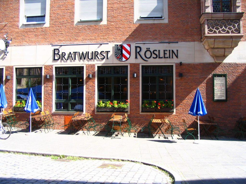 Norimberga Bratwurst