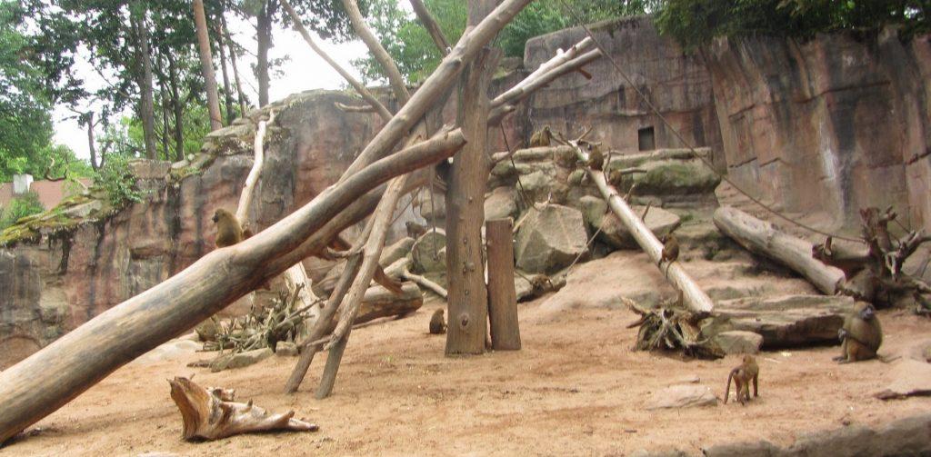 Nuremberg Parks: Zoo